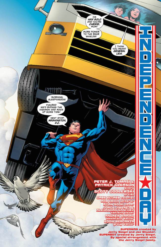 Lois Lane, Jon Kent, Superman
