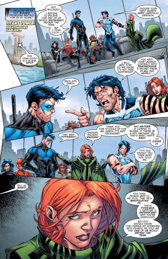 Titans #14, 2017