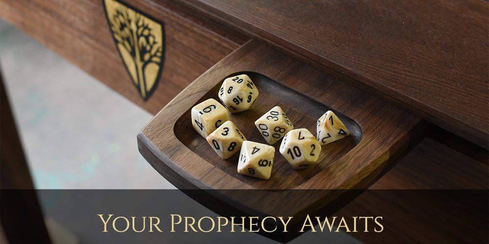 Wyrmwood Prophecy