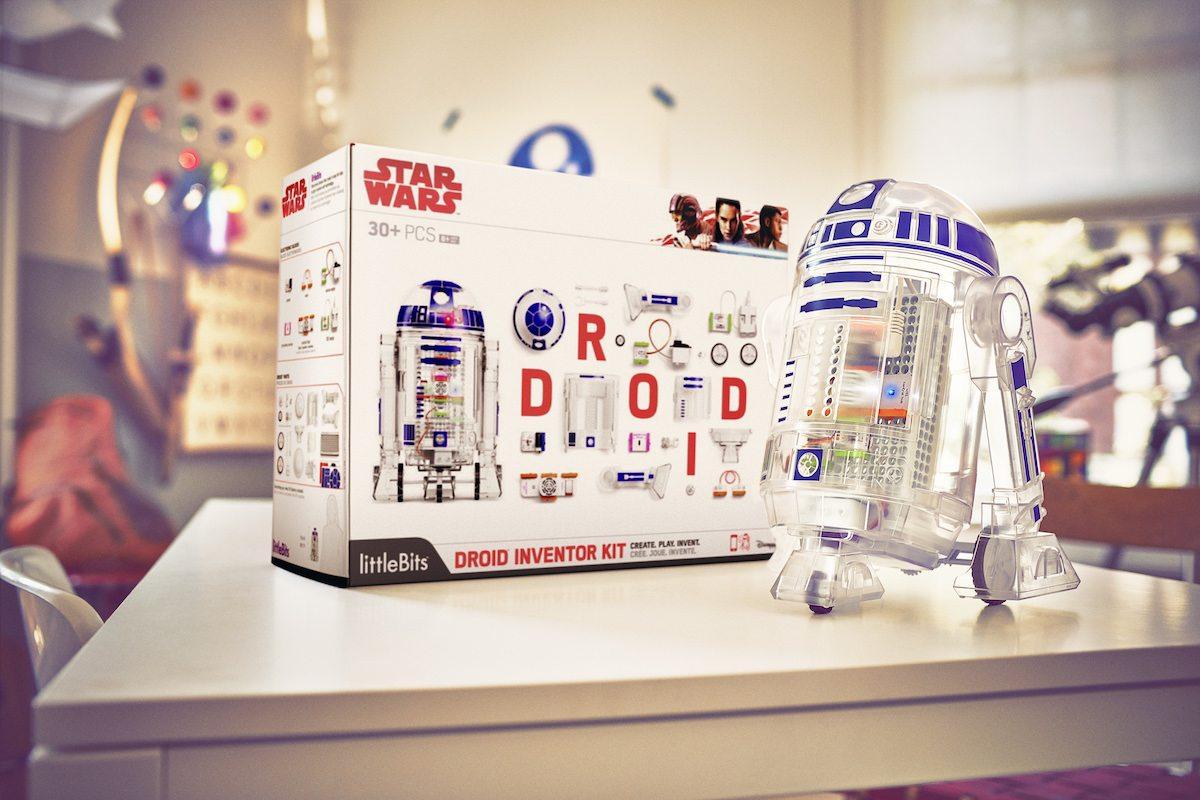 littleBits Droid Inventor Kit wit R2D2