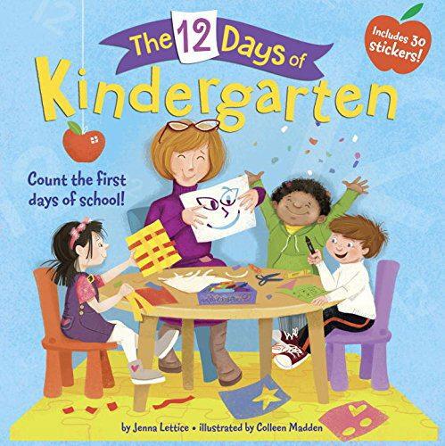 12 Days of Kindergarten
