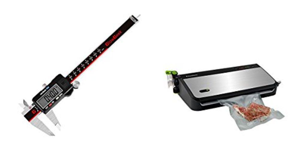 Geek Daily Deals 091017 digital calipers vacuum sealer