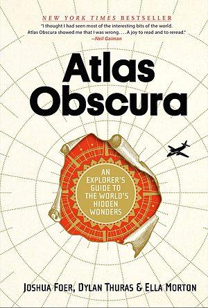 Atlas Obscura, Image: Workman Publishing Company