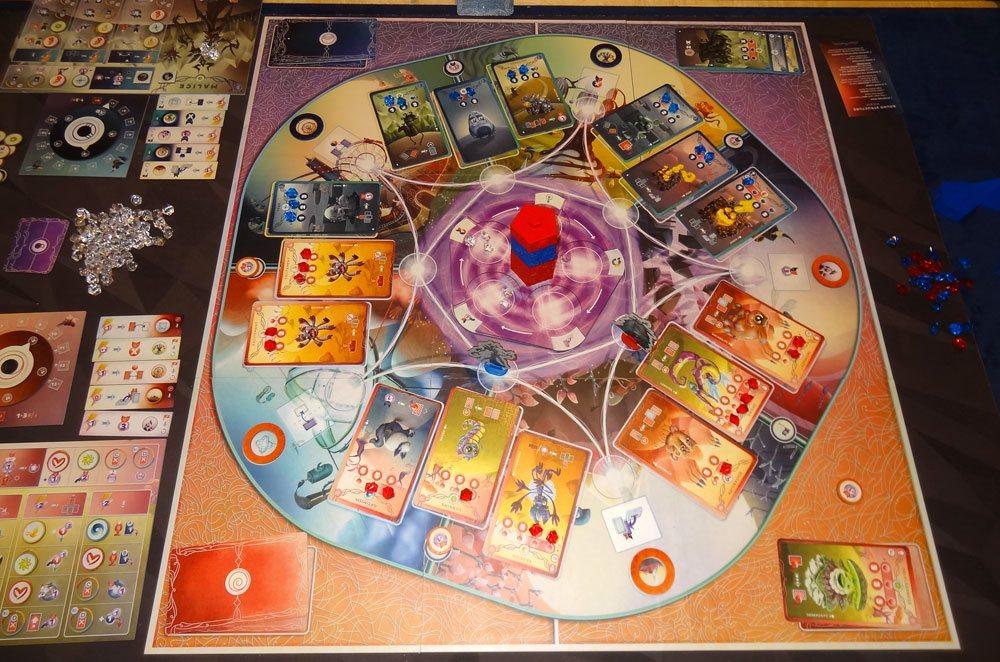 Cerebria Game End