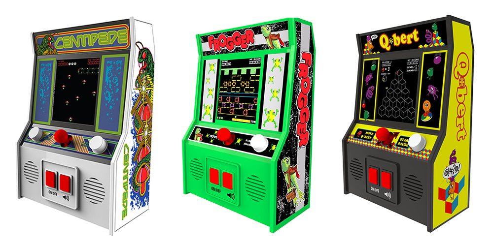 Classic Mini Arcades