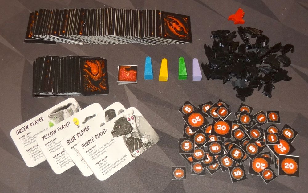 Tyler Sigman's Crows components