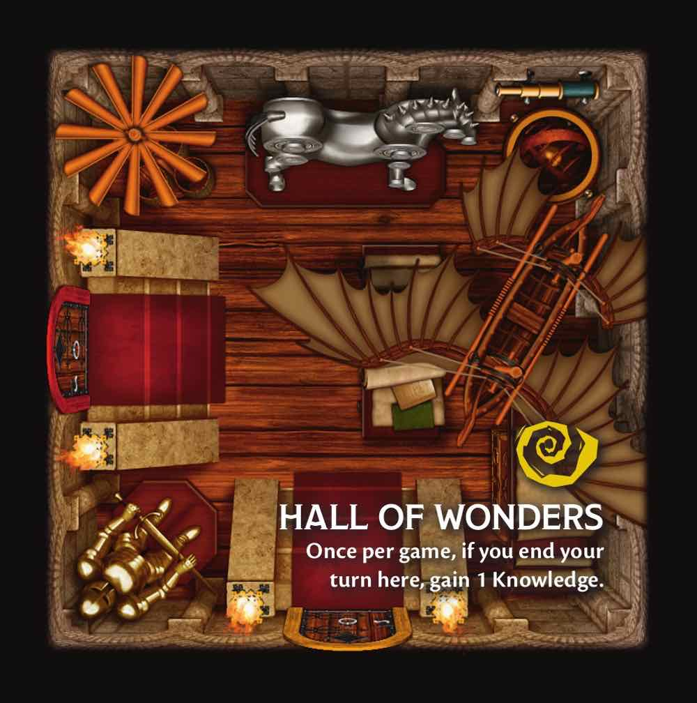 Hall of Wonders Tile