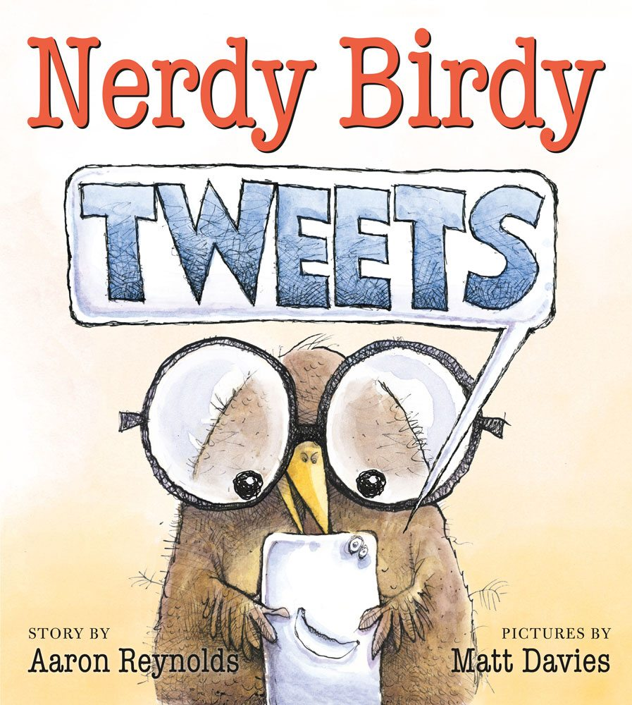Nerdy Birdy Tweets cover