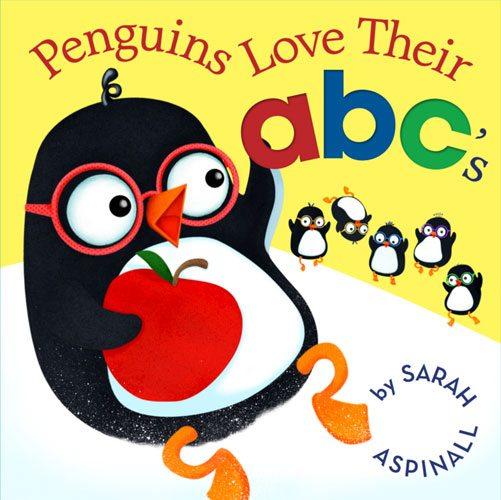 Penguins Love Their ABCs