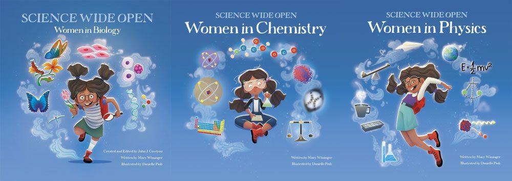 Science Wide Open series