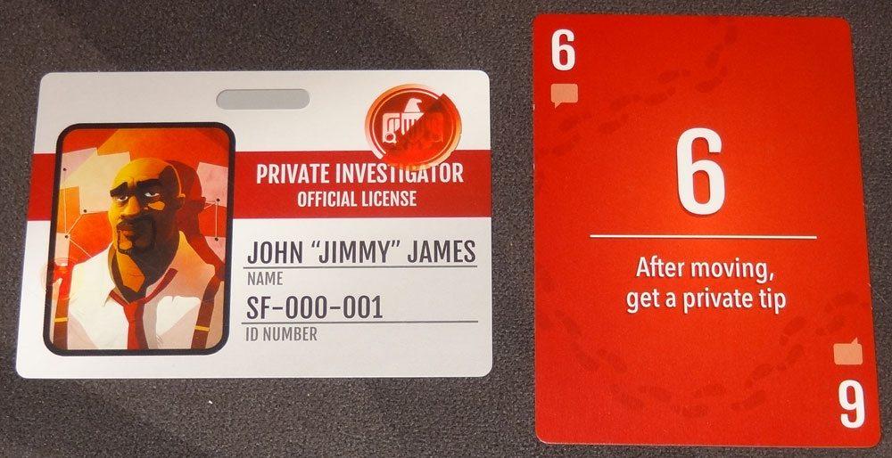 Stop Thief! Jimmy James