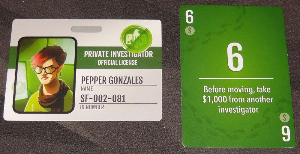 Stop Thief! Pepper Gonzales