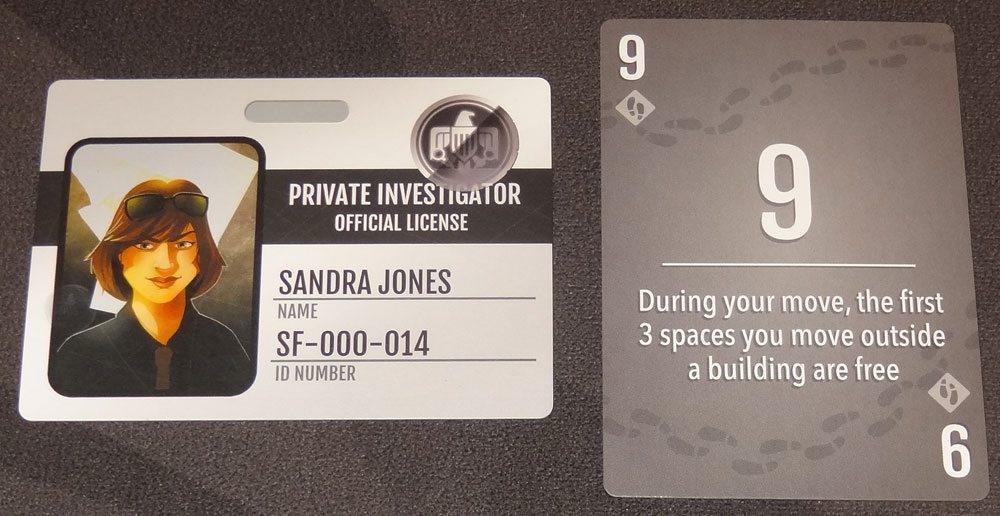 Stop Thief! Sandra Jones