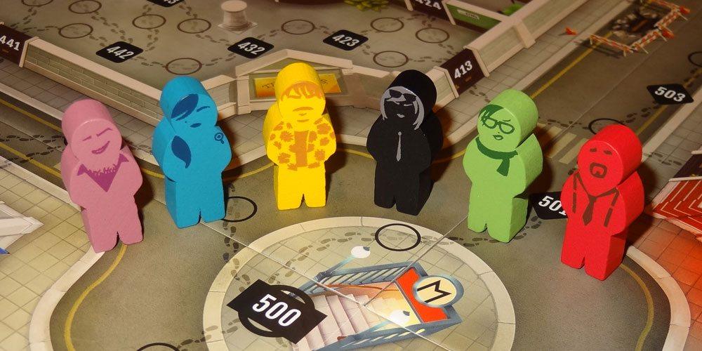 Stop Thief! pawns