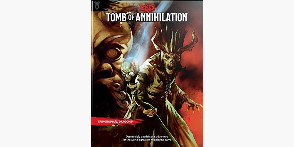 Tomb of Annihilation—A D&D Adventure