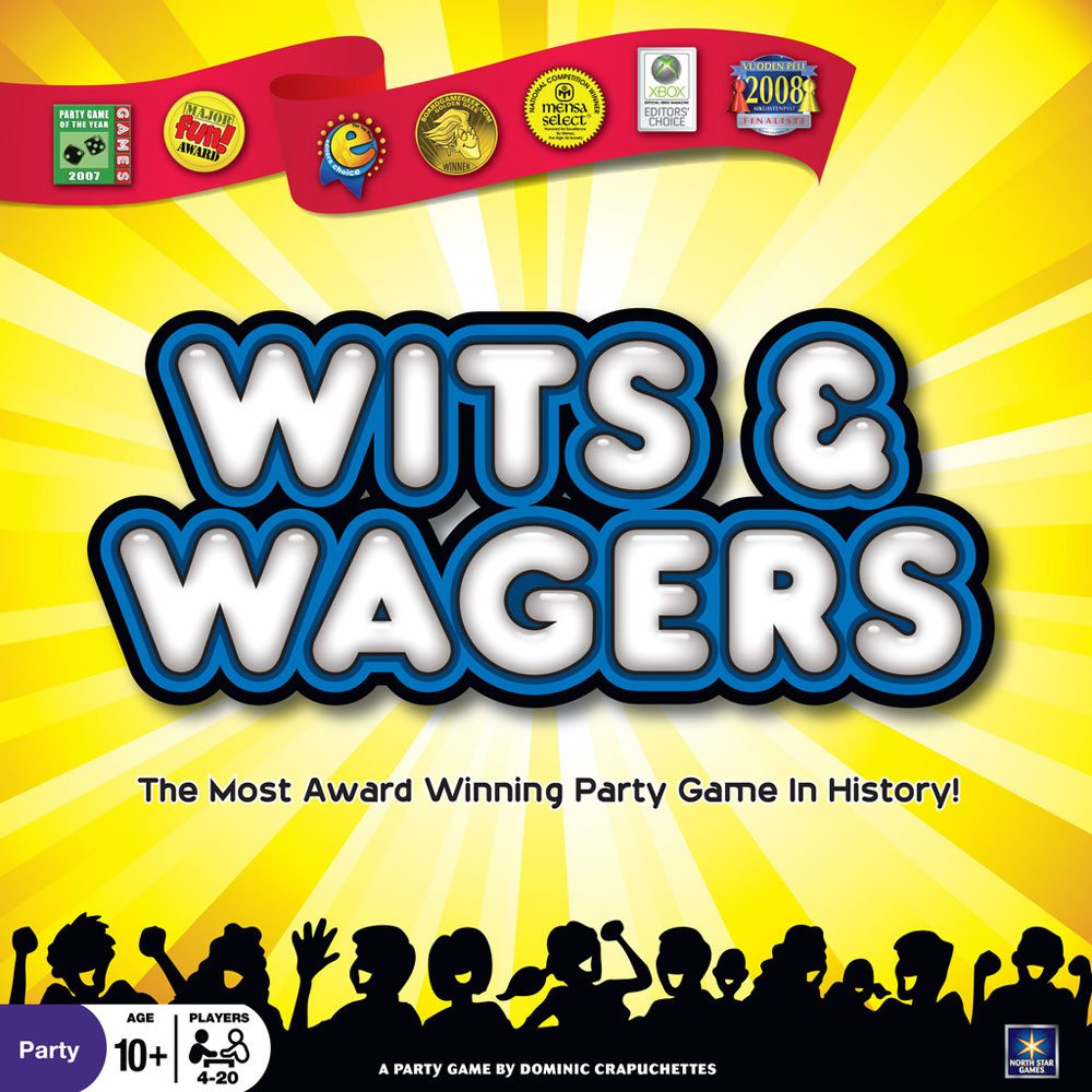 Wits & Wagers cover
