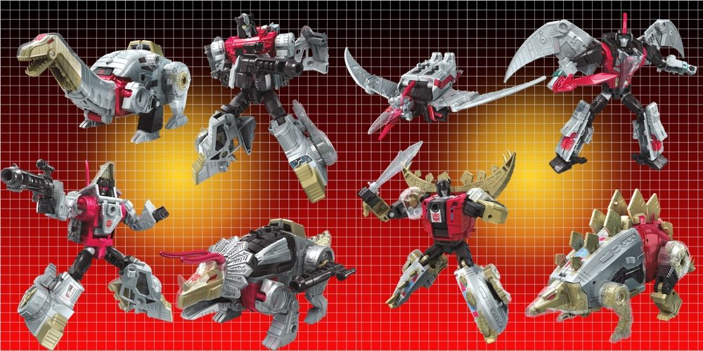transformers power of the primes