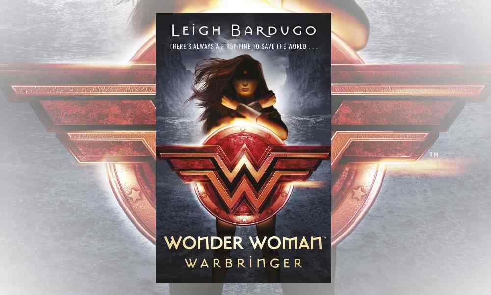 Wonder Woman: Warbringer Cover