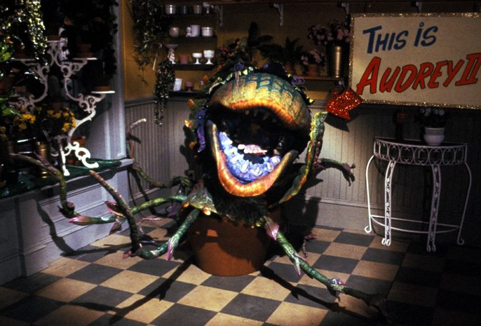 Little Shop of Horrors Returns to Movie Theater for Halloween