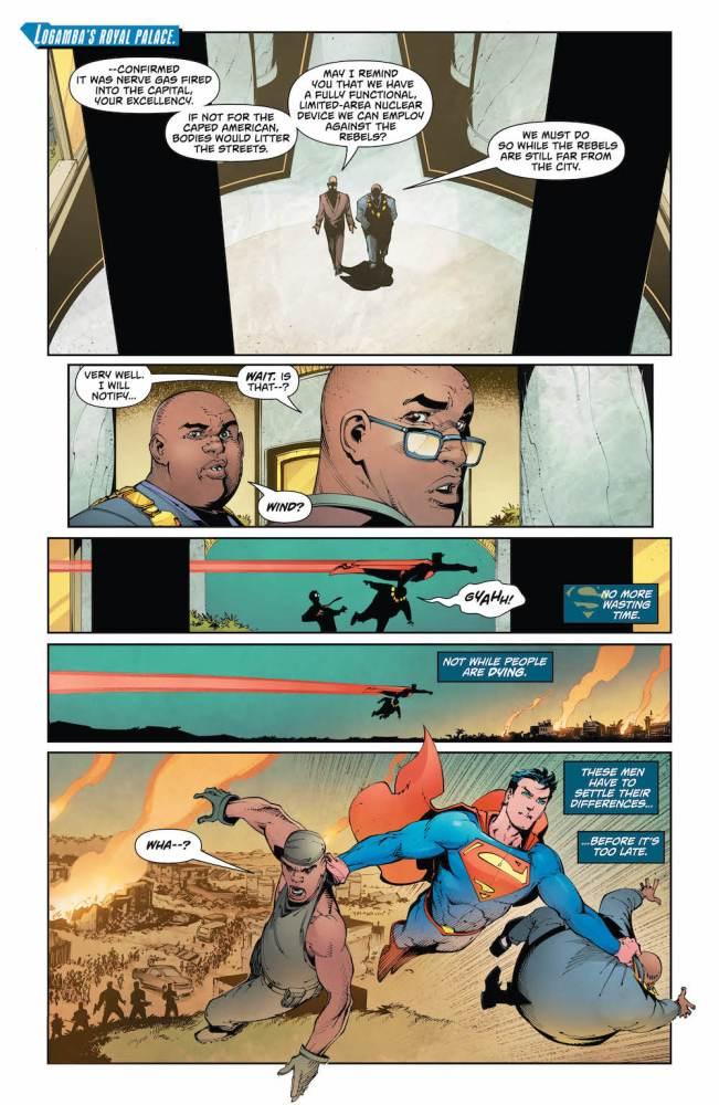 Superman, Action #990