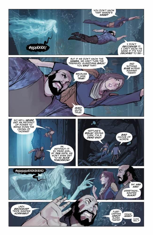 Aquaman #29, 2017