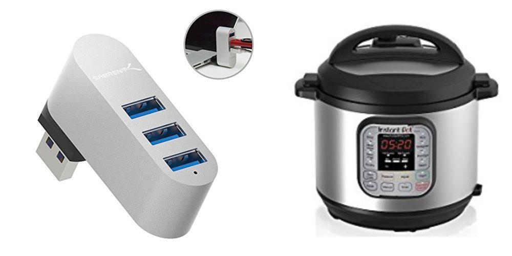 Geek Daily Deals 100217 USB expander instant pot cooker