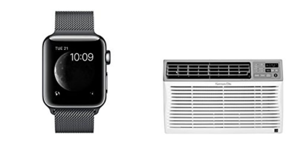 Geek Daily Deals 101017 apple watch band alexa air conditioning