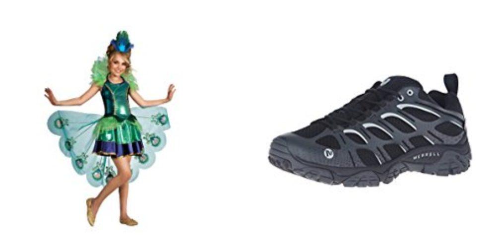 Geek Daily Deals 101817 halloween costumes merrell shoes