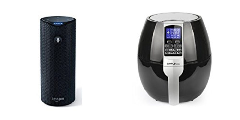 Geek Daily Deals 102017 amazon tap air fryer