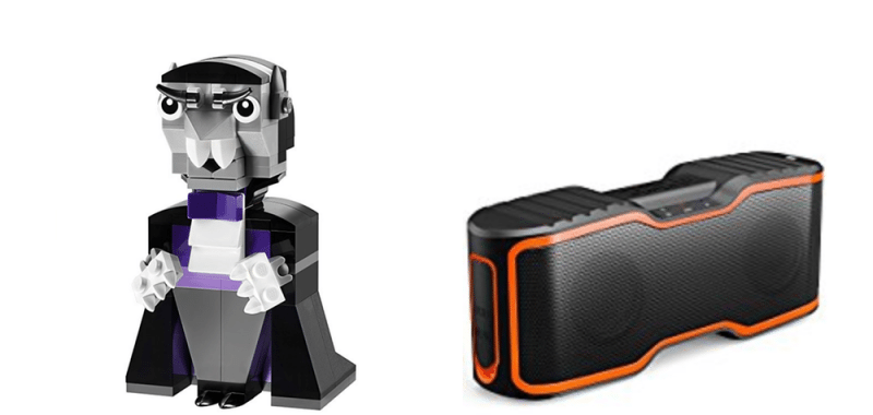 Geek Daily Deals 102717 LEGO vampire bluetooth speakers
