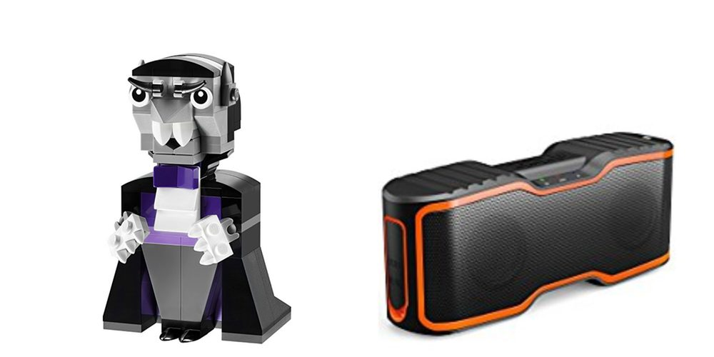 Geek Daily Deals 102717 LEGO vampire bluetooth speakers