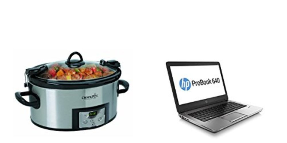 Geek Daily Deals 102817 crock pot laptop