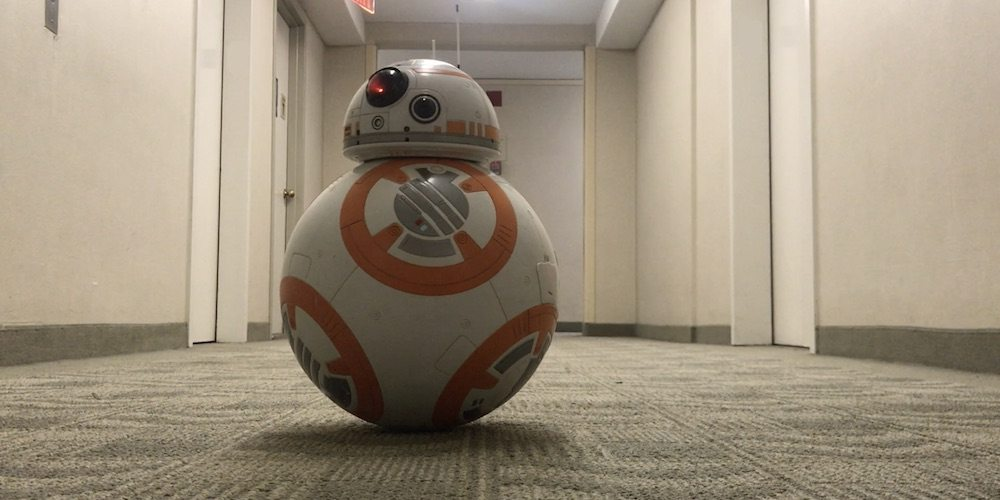 Spin Master BB-8 Hero Droid.Image Credit: Michael Kaufman