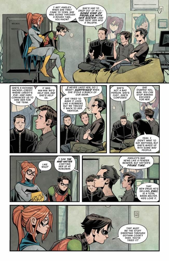 Batgirl #16, 2017