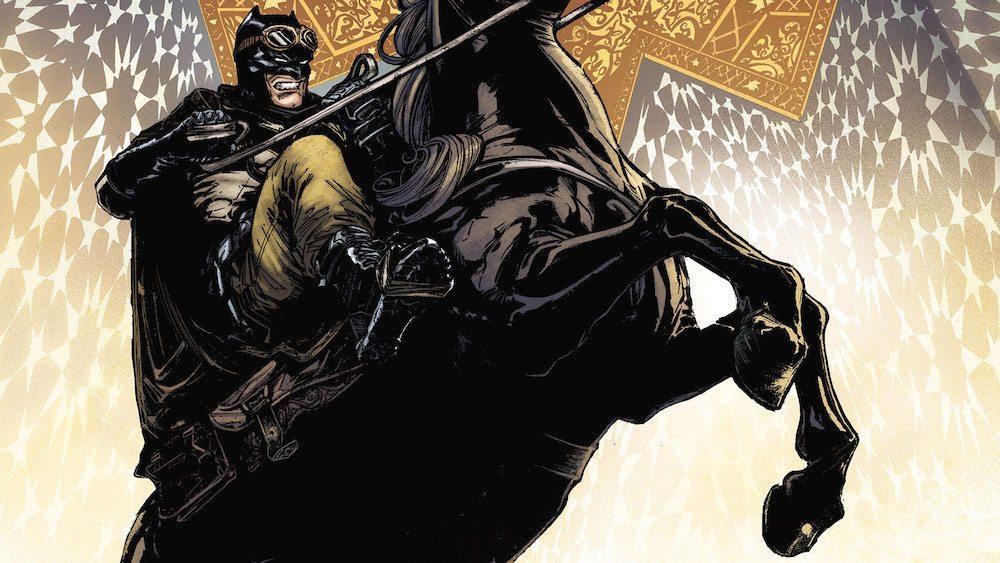 Batman #33, 2017