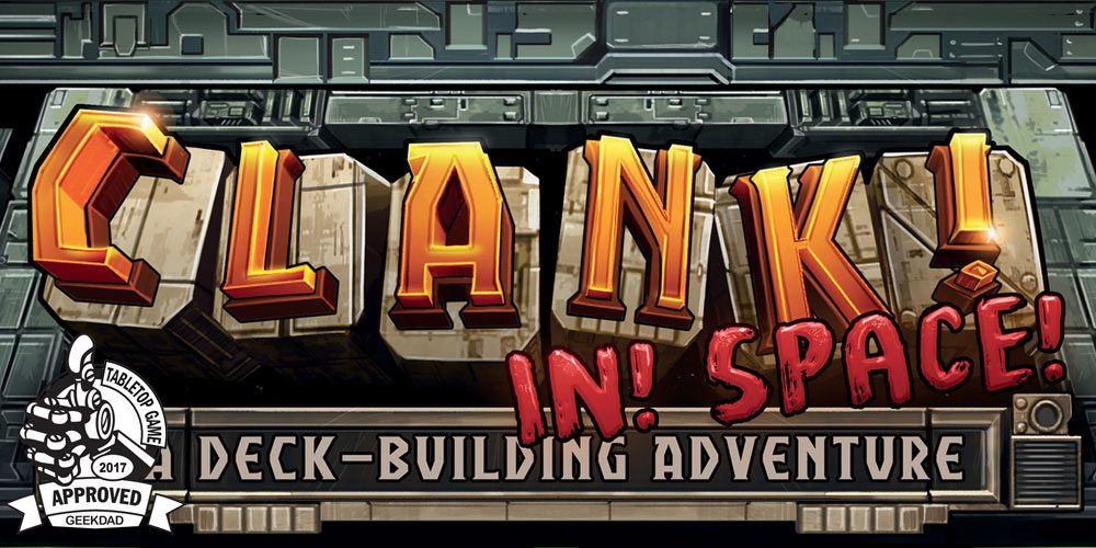 Clank! In! Space! featured