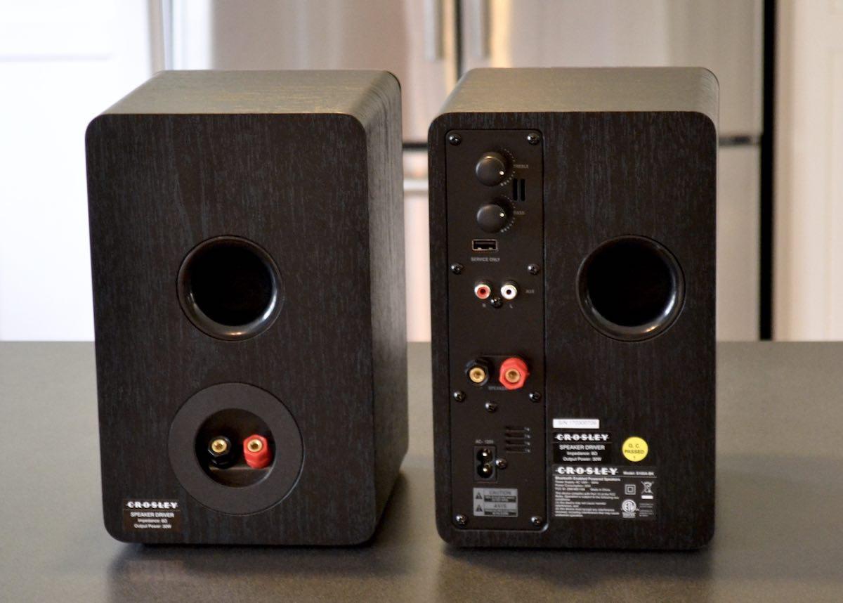Crosley S100 speaker review