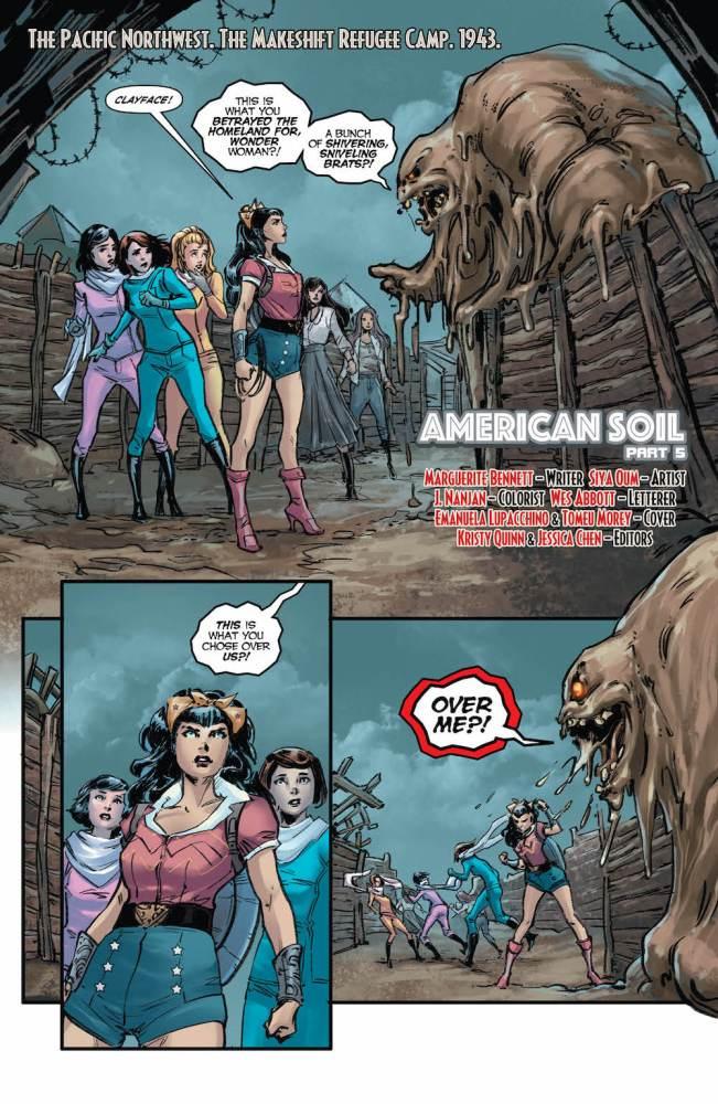 DC Bombshells, Wonder Girl