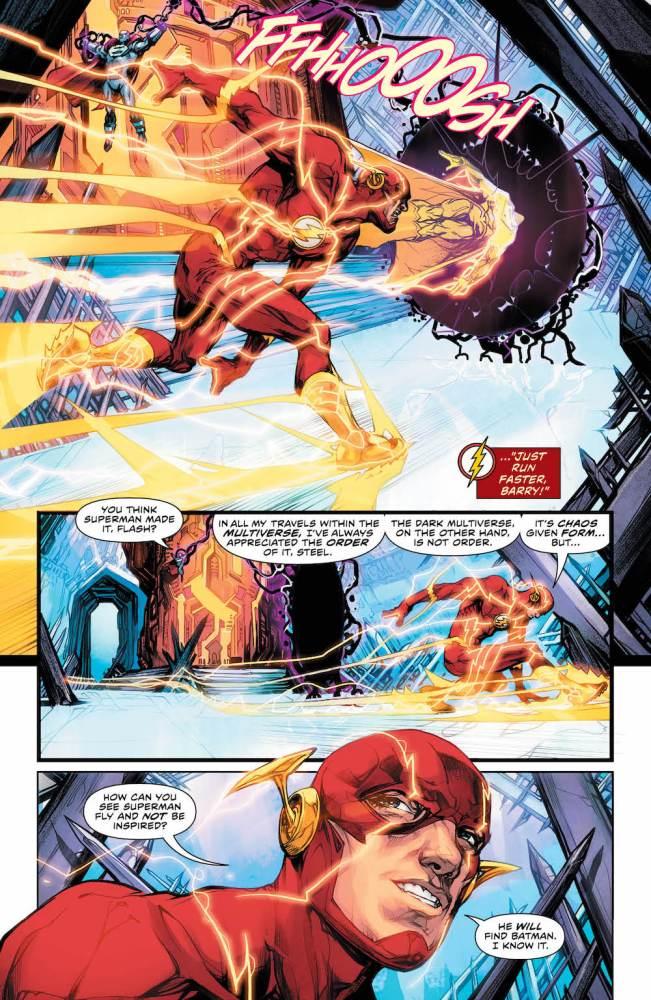 Flash and Superman, Flash #33 2017