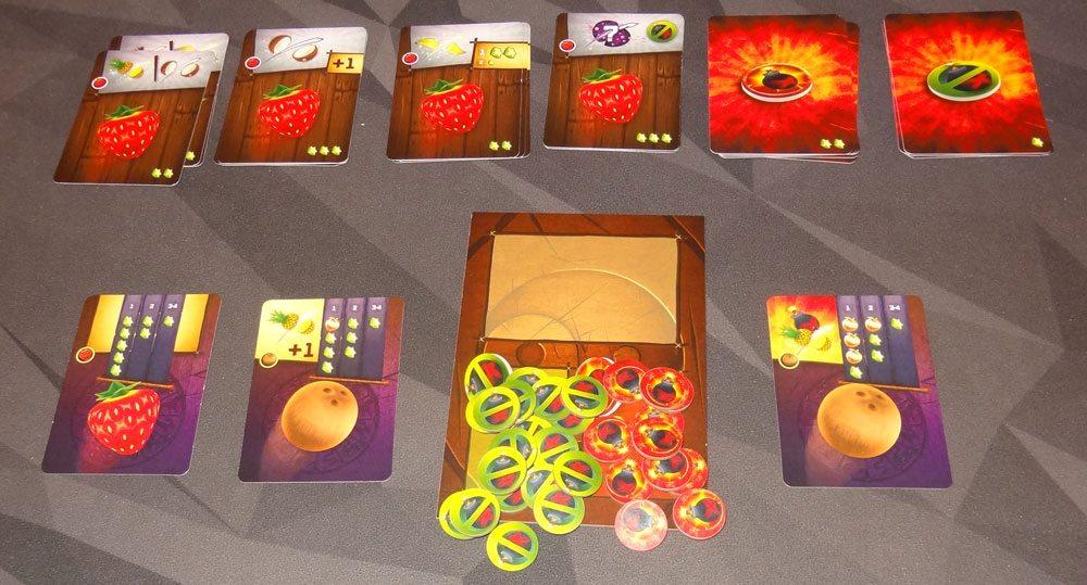 Fruit Ninja: Card Master setup
