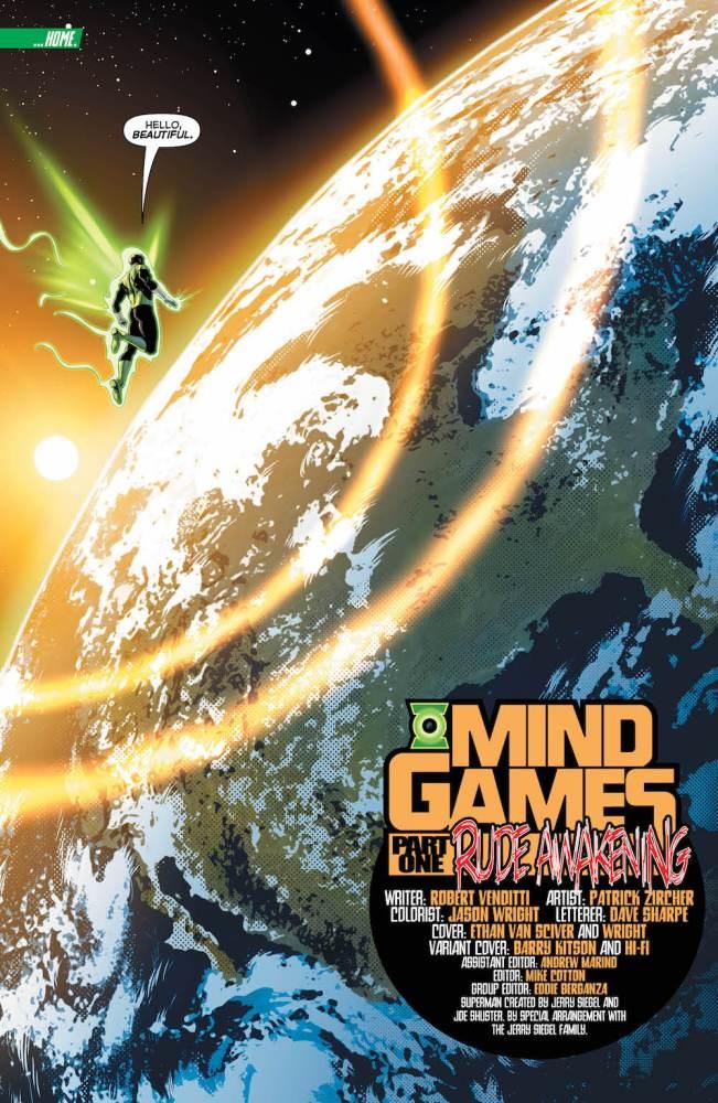 Hal Jordan & the Green Lantern Corps #30, 2017