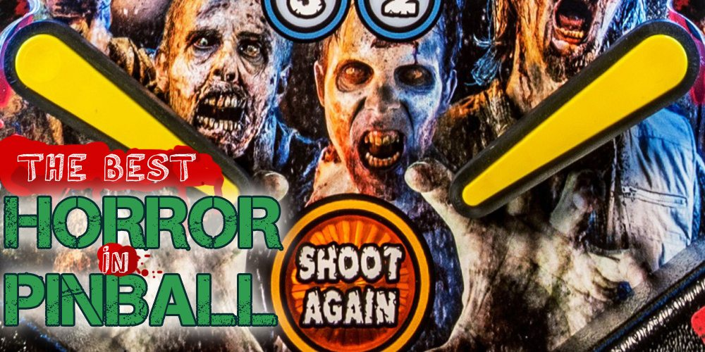 The Best Horror in Pinball