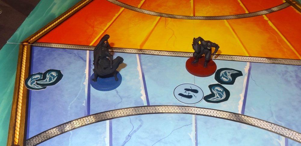 Legend of Korra: Pro-bending Arena hold