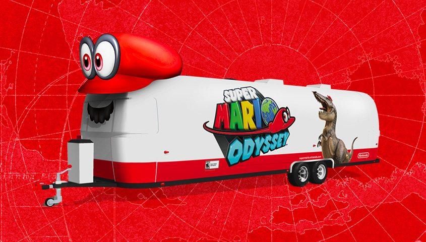 Mario Cross Country Mobile