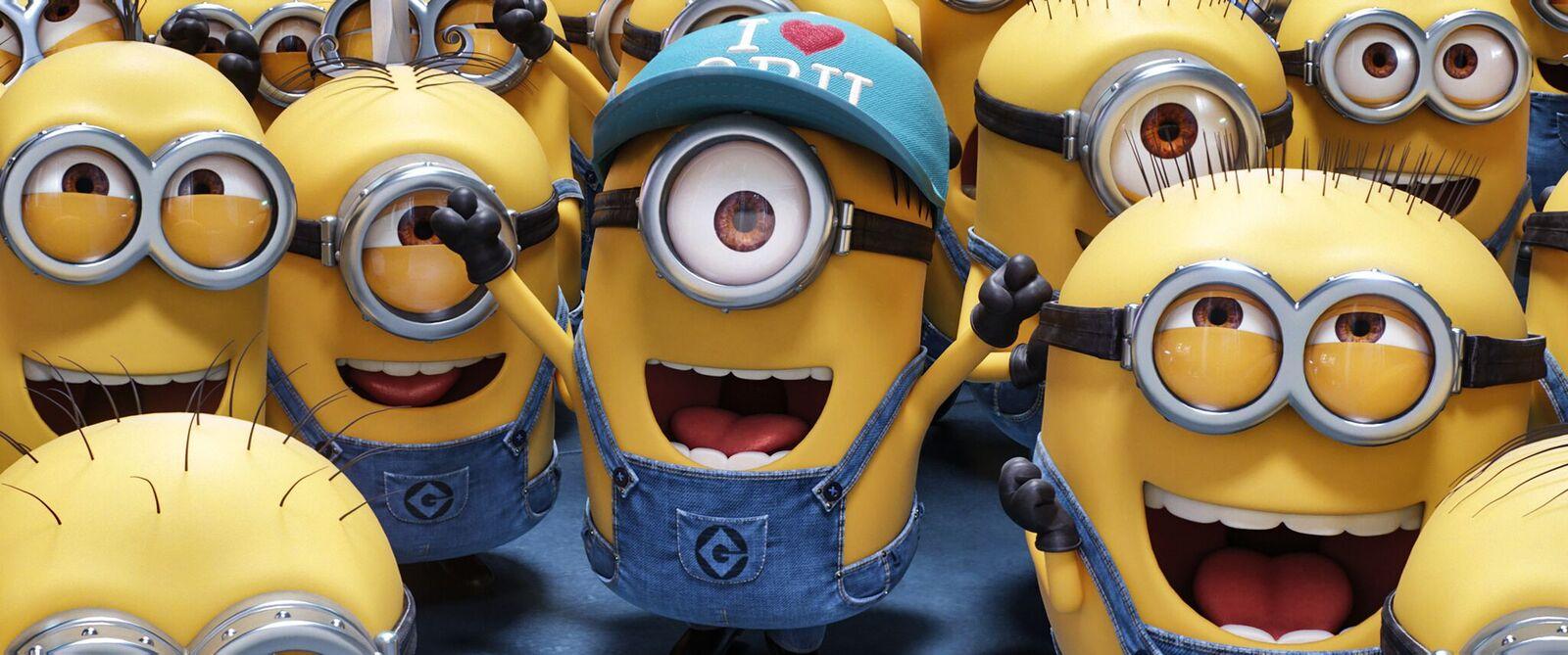 Who doesn't love the Minions? \ Image: Illumination Media