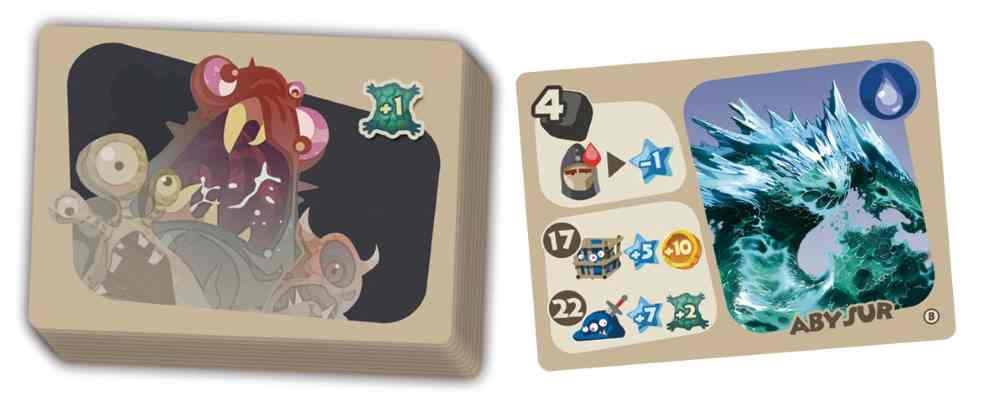 Sample Monster Card
