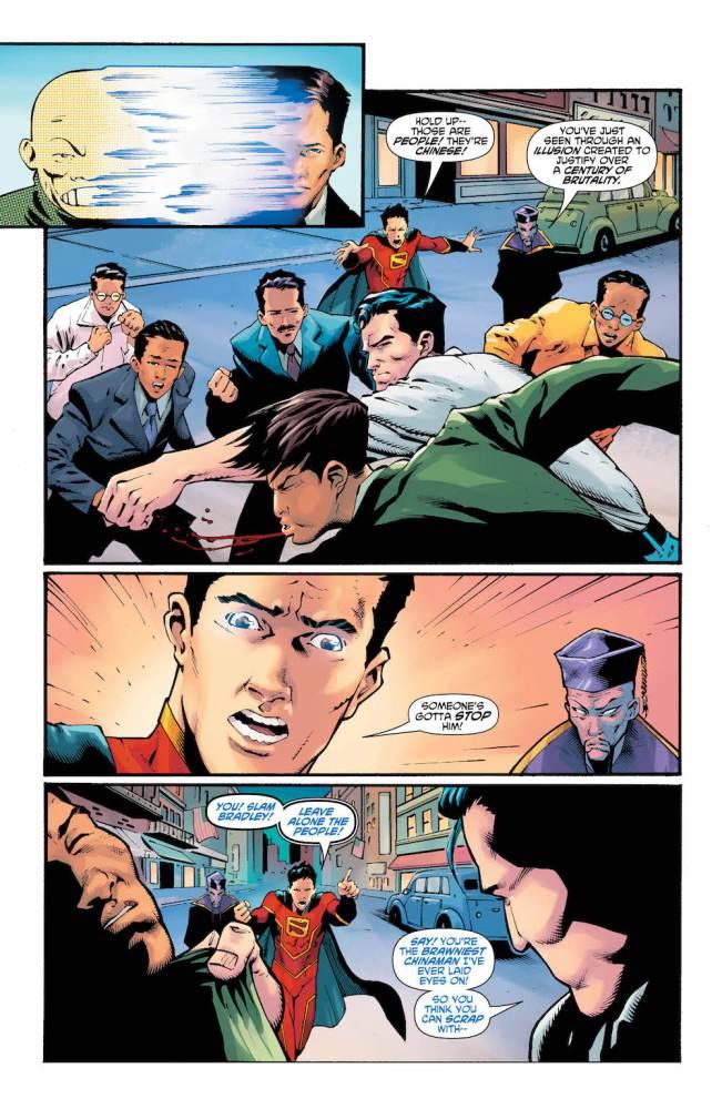 New Super-Man #16, 2017