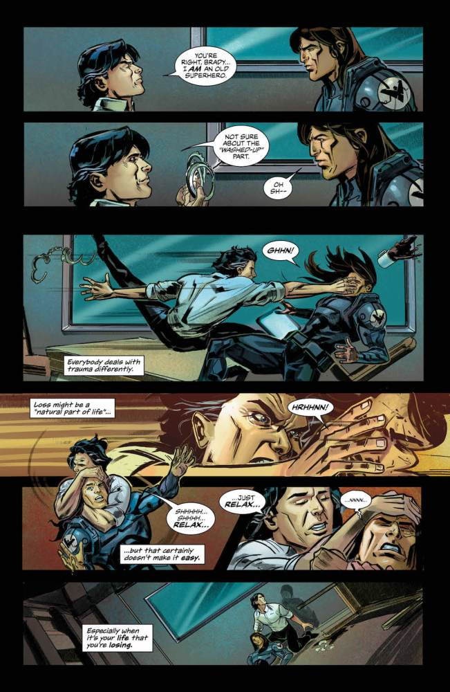 Nightwing: New Order #3