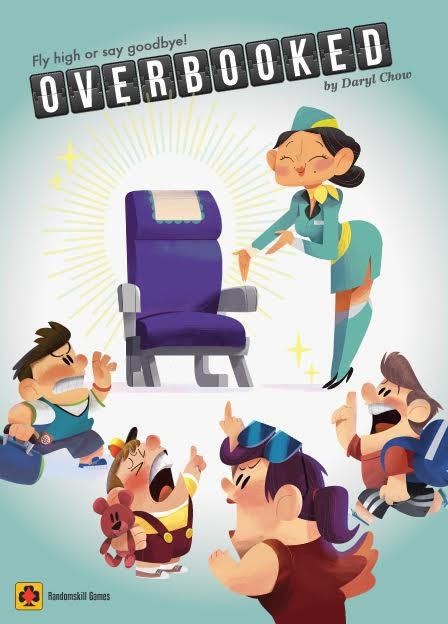 Overbooked cover