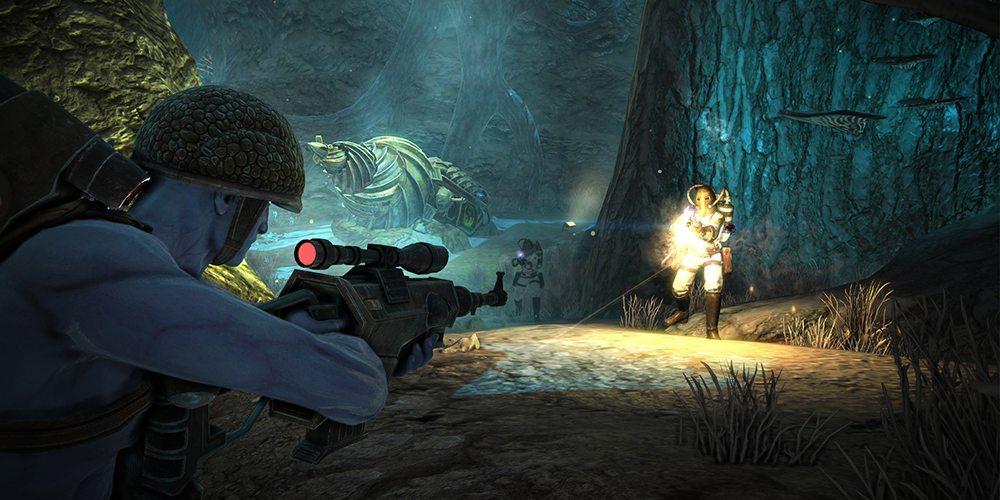Rogue Trooper Redux screenshot 3